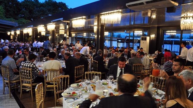 DTO'nun geleneksel iftar yemeği denizcileri bir araya getirdi