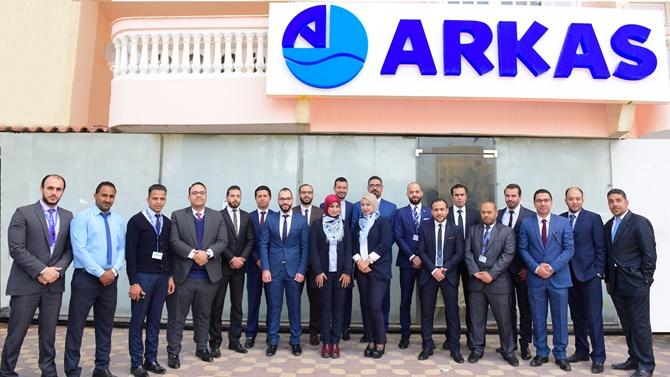 Arkas, Mısır'a iki yeni ofis açtı