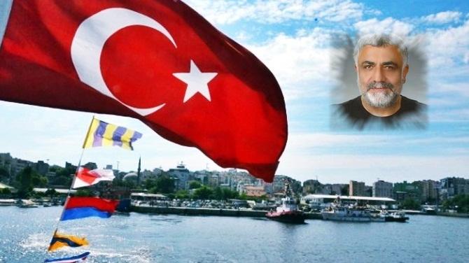 """DKD Başkanı Hakkı Şen'in """"Kabotaj Bayramı"""" mesajı"""