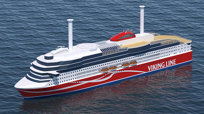 Deltamarin, LNG yakıtlı gemi inşaatı için sözleşme imzaladı