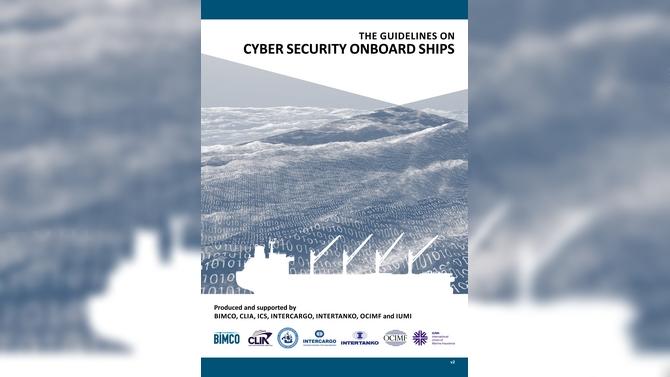 """""""Gemiler İçin Siber Güvenlik Kılavuzu"""" yayınlandı"""