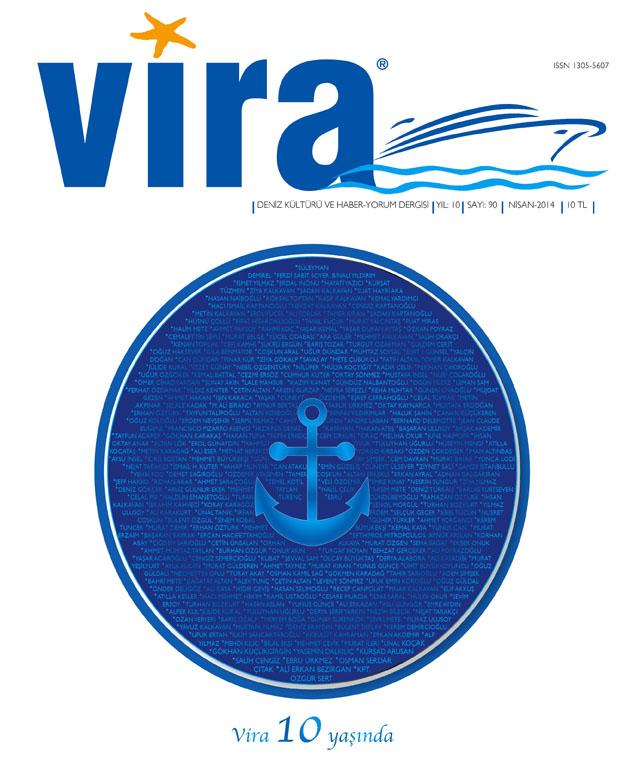 Vira Dergisi'nin 10. yıl kutlaması 10 Haziran'da