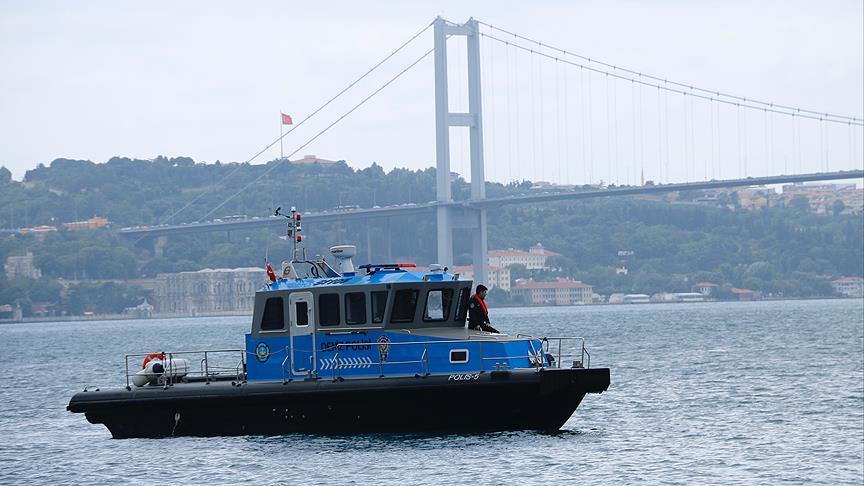 Furkan Yıldırım için İstanbul Boğazı'nda arama çalışmaları sürüyor