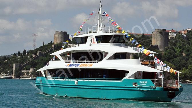 Kanuni gemisinde Scania markası tercih edildi