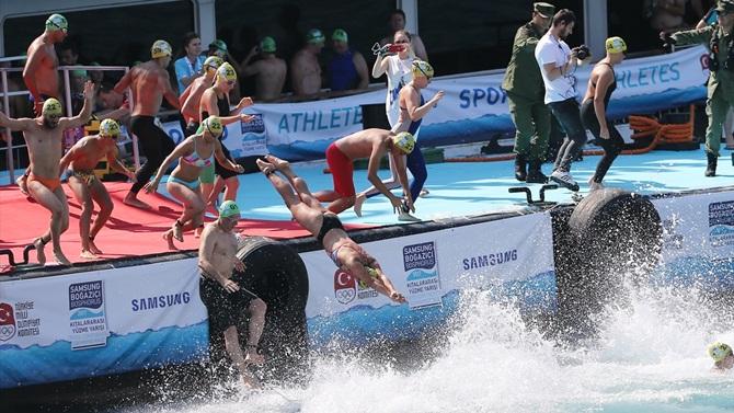 Boğaziçi Kıtalararası Yüzme Yarışı'nda geri sayım!