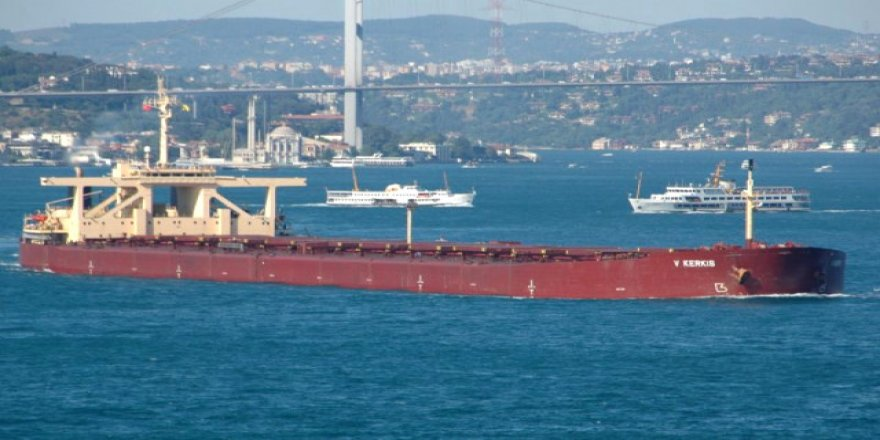Gemi trafiği için önemli düzenleme