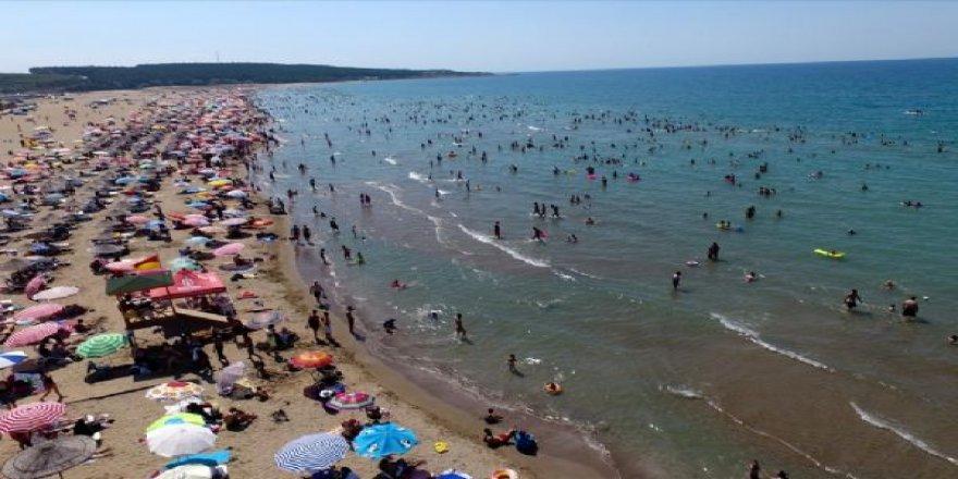 Kocaeli'de bir haftada 182 kişi boğulmaktan kurtarıldı