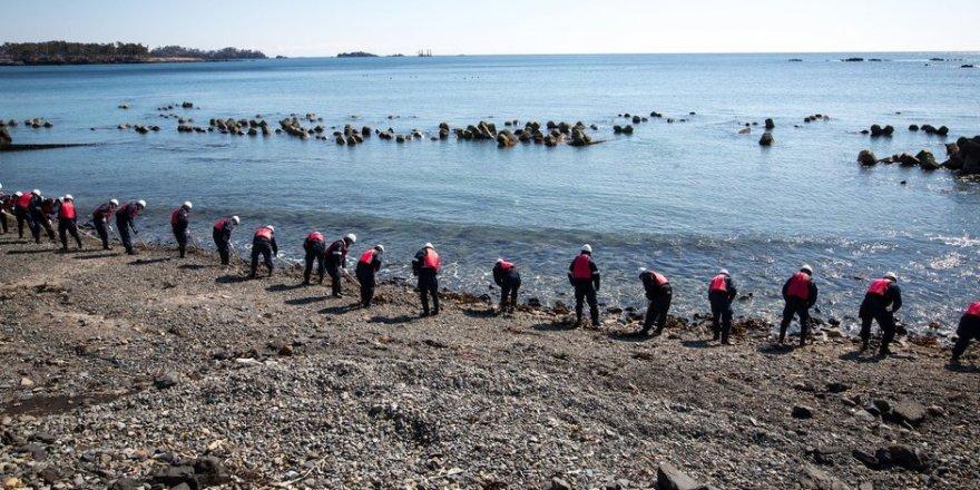 Tsunami 1 milyon deniz canlısını ABD kıyılarına taşıdı!