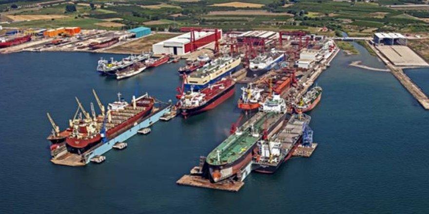 Gemi ve yat ihracatında % 238'lik artış