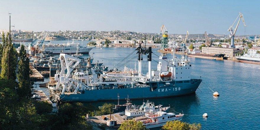 Kırım Limanları Türk bayraklı gemileri bekliyor