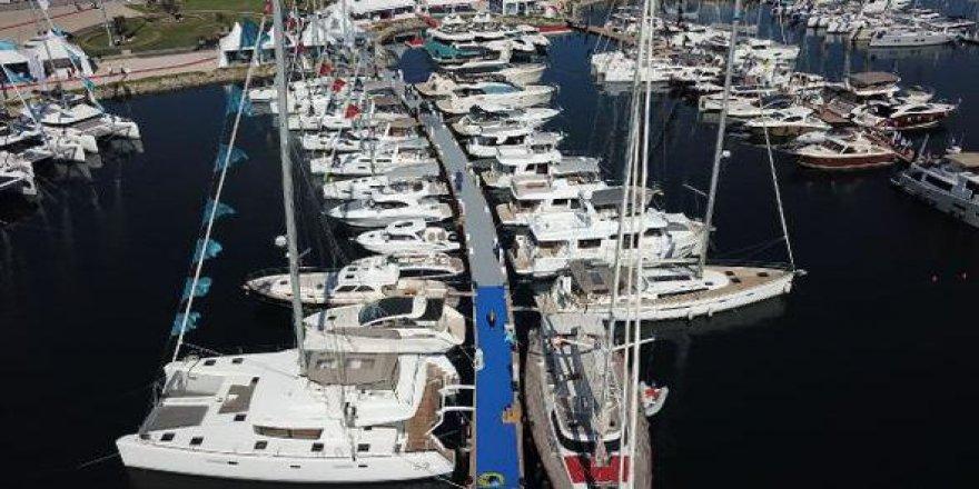 Boatshow'da 15 milyon euroluk satış