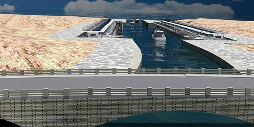 Antik Kanal Projesi ihalesi 19 Ekim'de