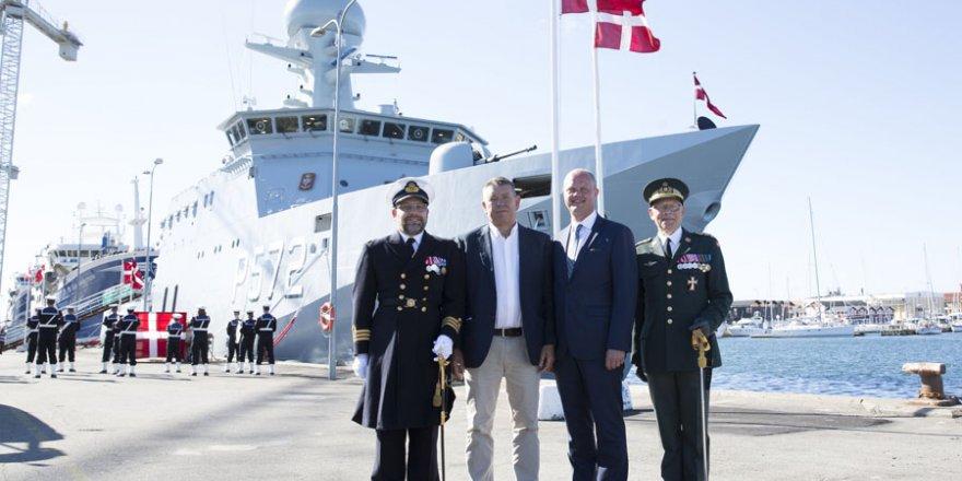 """""""Lauge Koch"""" Aralık'ta donanmaya katılıyor"""