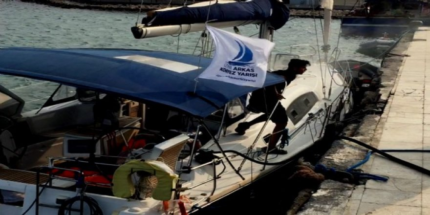 Çeşme Marina'da tatbikat faciayı önledi