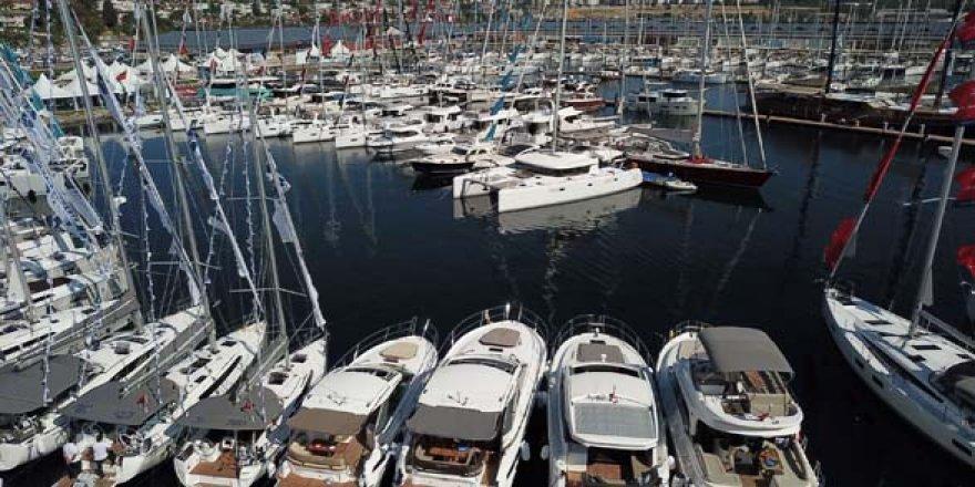 Boatshow Eurasia'da 77 tekne satıldı