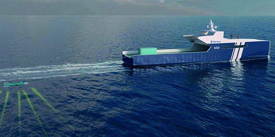 Rolls-Royce ve Google'den özerk gemi ortaklığı
