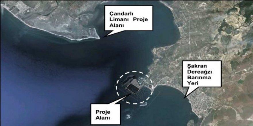 Yenişakran Yat Limanı planı askıya çıktı