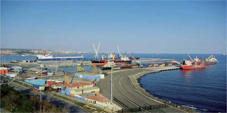 Tekirdağ Limanı için son teklif verme tarihi 20 Aralık