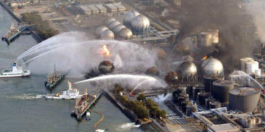 Bir milyon ton radyoaktif su için çözüm aranıyor