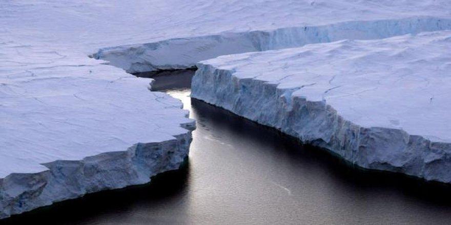 Şok etti! Antarktika'da Azerbaycan büyüklüğünde delik