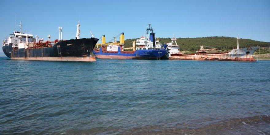 Hayalet gemiler için harekete geçildi