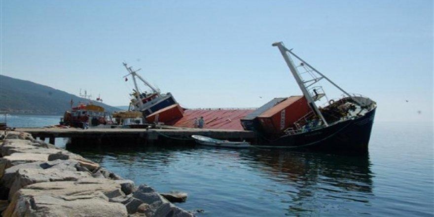 Komşu sularını batık gemilerden temizleyecek