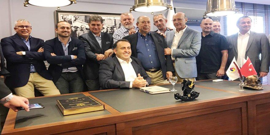 Antalya DTO'nun yeni binası hizmete açıldı