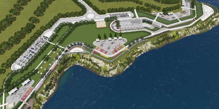 Lapta'ya turizmi canlandıracak marina yatırımı
