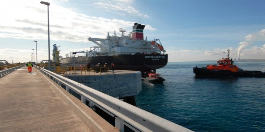 Kerkük'ten Ceyhan'a 261 bin varil petrol aktı