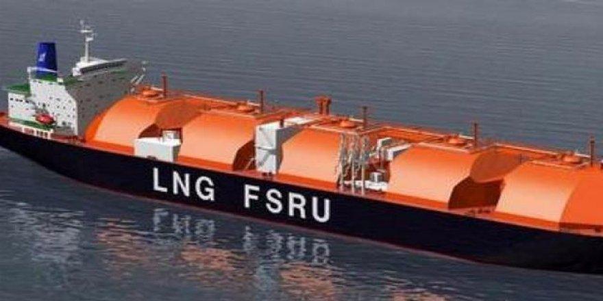 Yeni FSRU Aliağa'da faaliyete geçiyor