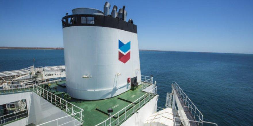 Chevron, IKBY'deki faaliyetlerini durdurdu