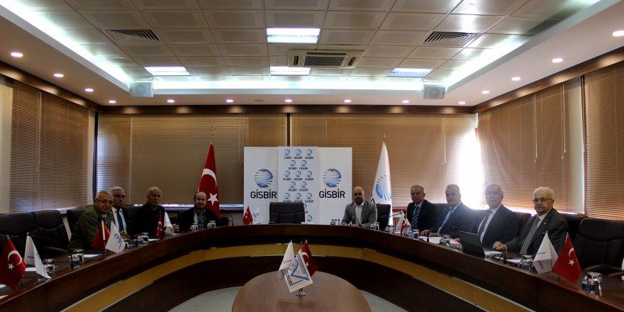 SGK Asgari İşçilik Tespit Komisyonu'ndan GİSBİR ziyareti