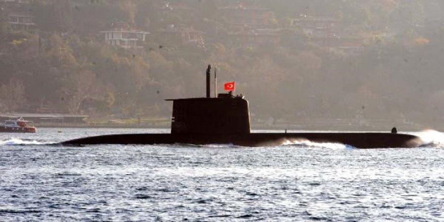 Gölcükte 6 yeni denizaltı inşası başlıyor