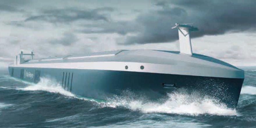 Google and Rolls-Royce Partner on Autonomous Ships