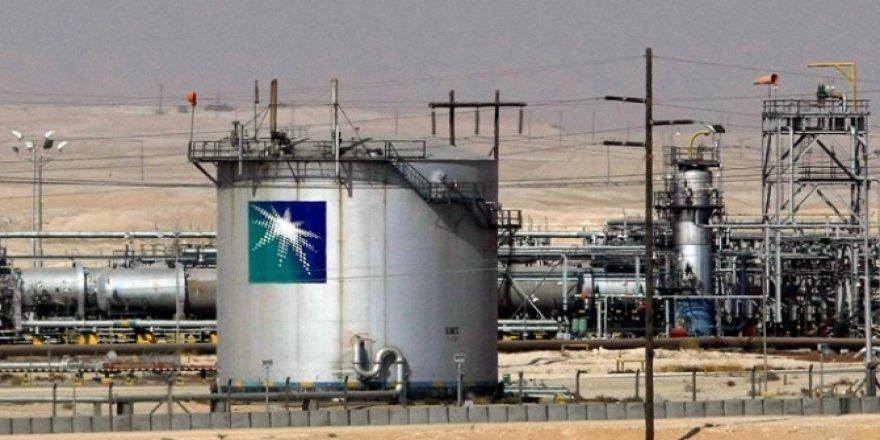 Suudi Aramco'dan 10 yılda 300 milyar dolar yatırım