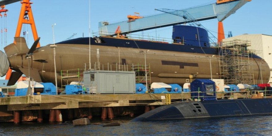 Almanya, İsrail'e denizaltı satışına onay verdi
