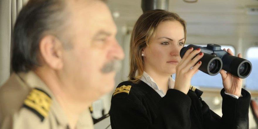 Esra Konak: Gemide kadın olmak zor