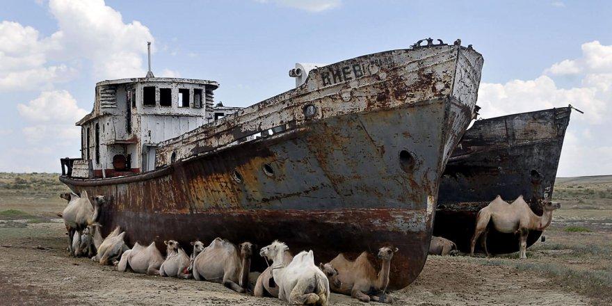 Orta Asya Liderleri, Aral Gölü için toplanıyor