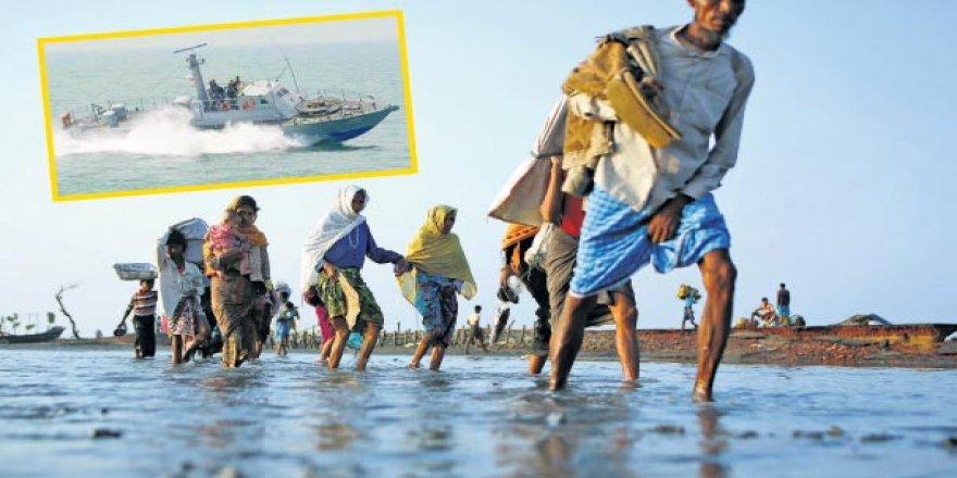 İsrail Myanmar'a gemi satışını reddetti