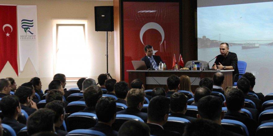 Turgut Kıran Denizcilik Fakültesinde Kariyer Günleri