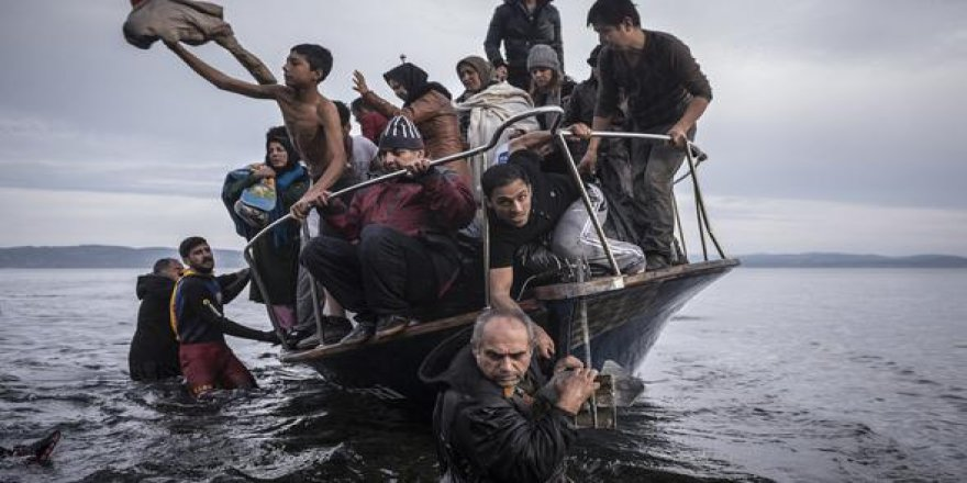 Yunan adalarında 3 bin sığınmacı 'kötü durumda'
