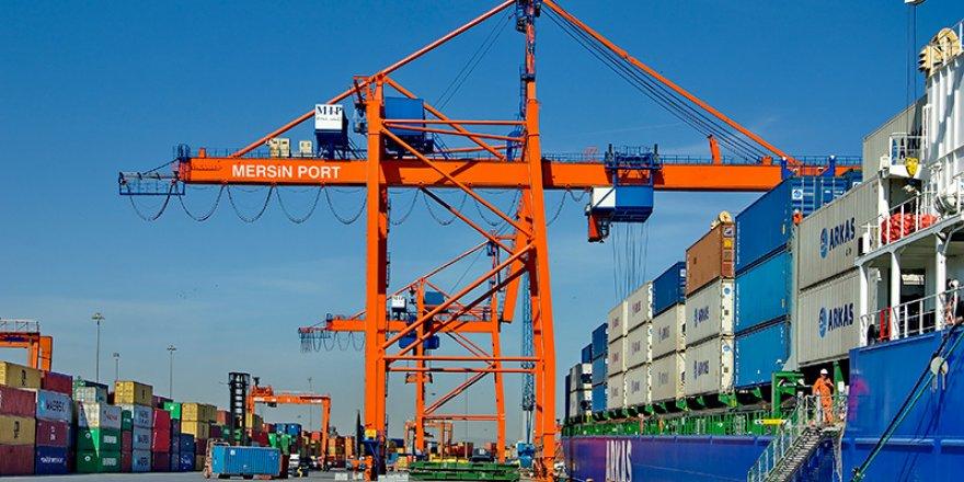 MIP konteyner işlem hacmiyle ilk sırada