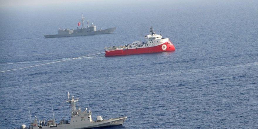 Rumlar'dan flaş iddia! Türkler doğalgaz buldu