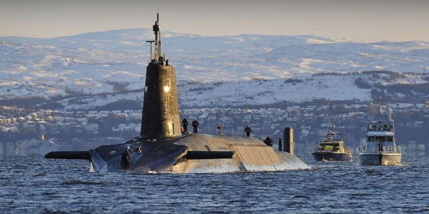 Nükleer denizaltıdaki skandalda 9 asker görevden alındı