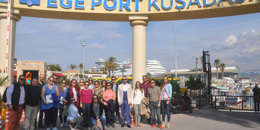 Akdeniz'in örnek kruvaziyer limanı; Kuşadası Limanı