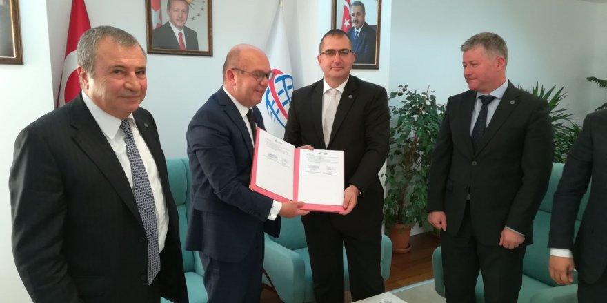 Türk Loydu'na UDH Bakanlığı'ndan yeni yetkiler verildi