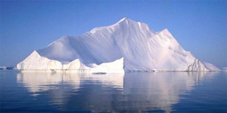 Grönland'daki buzulların erime hızı arttı