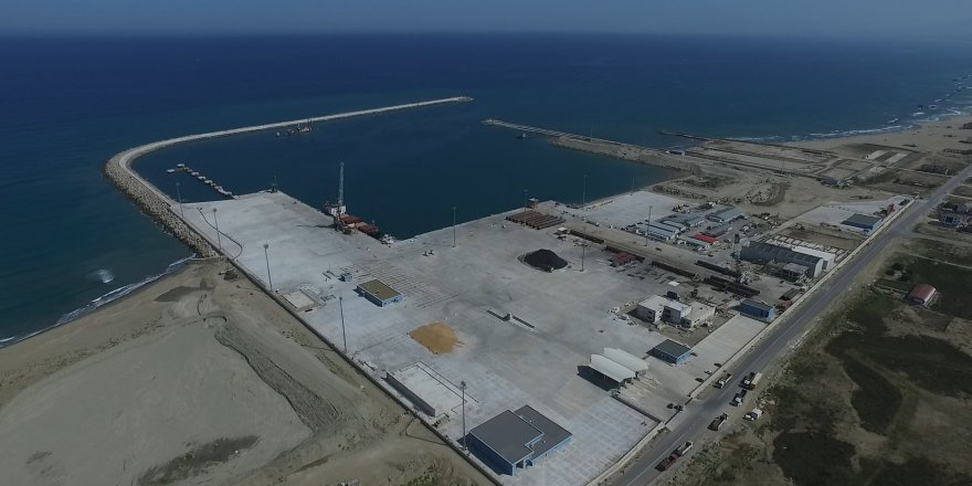 Karasu Limanı'nda çalışmalar tamgaz