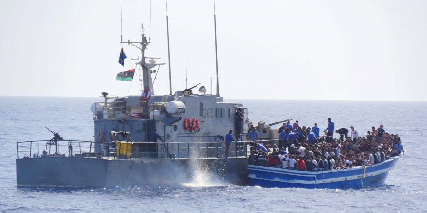 'Kurtaralım' derken 5 göçmeni öldürdüler