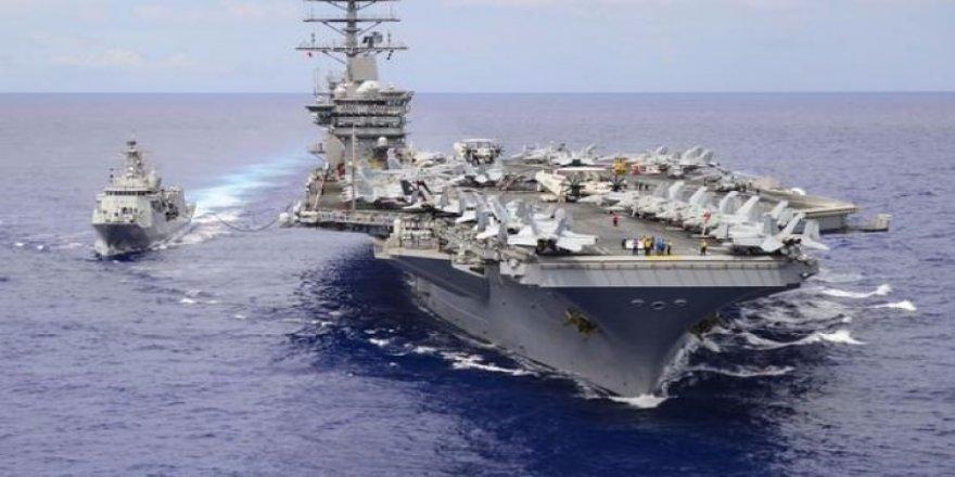 ABD Donanması'ndan tansiyonu yükseltecek hamle